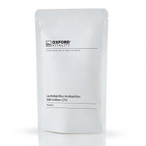 Oxford Vitality – Acidophilus Lactobacillus 500 CFU Tabletten