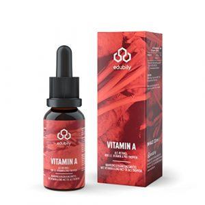 Vitamin A Tropfen Als Retinol 400 I.E. Retinylpalmitat Pro Tropfen – 2000 I.E. Pro Tag In MCT-Öl 620 Tropfen