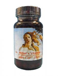 Dr. Miller's Vitamin C plus Cor (Herz) Kapseln 60Stk