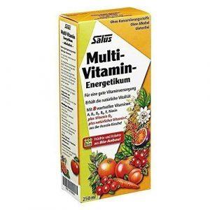 Multivitamin Energetikum Salus 250 ml