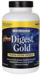 Digest-Gold-Enzyme, 240 Kapseln: Gold-Support für eine optimale Verdauung