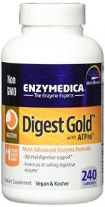 Enzymedica, Digest Gold mit ATPro, 240 Veg. Kapseln
