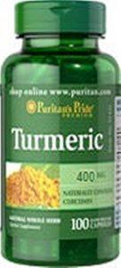 Turmeric 400 mg 100 Kapseln 525