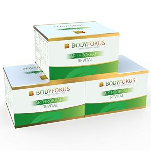 BodyFokus ArthroKraft Revital – Glucosamin + Chondroitin Komplex – 3 Packungen