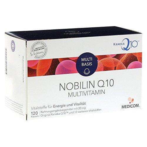 Nobilin Q10 Multivitamin Kapseln 120 stk
