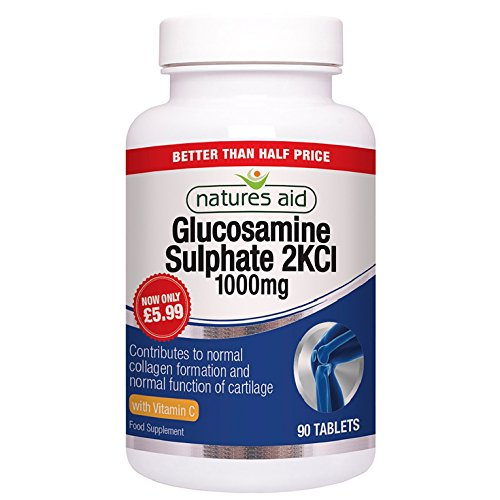 FSC Glucosamine Sulphate 1000mg 90 Tablets