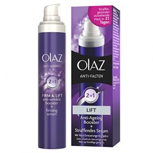 Olaz Anti-Falten Lift 2in1 Tagescreme und Serum Pumpe, 30 ml