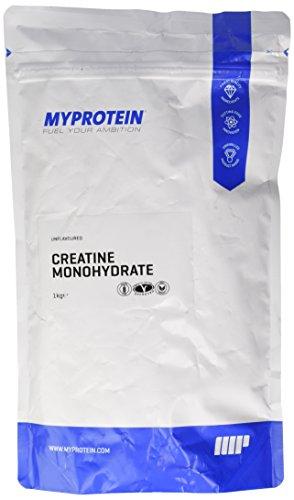 Myprotein Creatine Monohydrate Unflavoured, 1er Pack 1 x 1000g