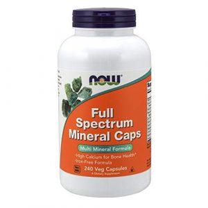 Now Foods, Full Spectrum Minerals Caps, 240 Kapseln