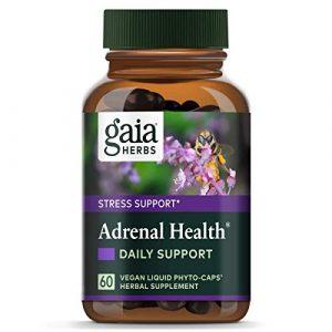 Gaia Herbs Adrenal Health 60 Kapseln von Gaia Herbs
