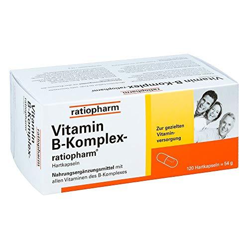Vitamin B Komplex ratioph 120 stk