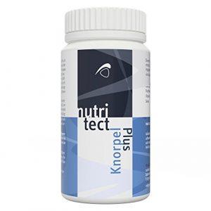 nutritect KnorpelPlus – Förderung deines Knorpelaufbaus und der Regeneration deiner Gelenke | Mit Glucosamin und Vitamin E | Hergestellt in Bayern