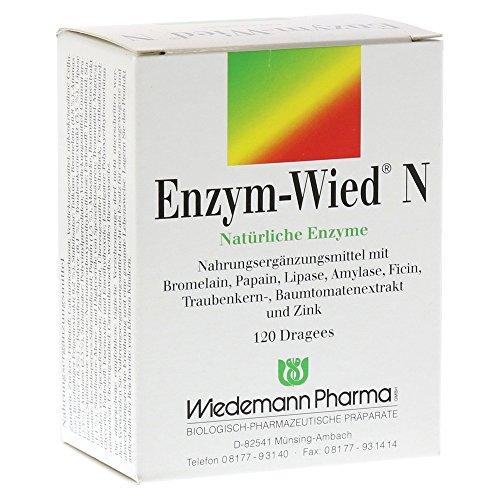 Enzym WIED N Dragees, 120 St