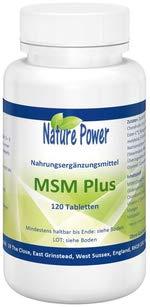 MSM Plus (mit Glukosamin)