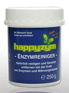 happyzym – natürlicher Enzym-Reinigungspulver 250g