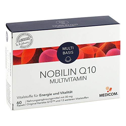 Nobilin Q10 Multivitamin 60 stk