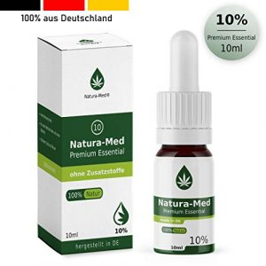 NATURA-MED 10% (10ml) PREMIUM ESSENTIAL ÖL TROPFEN ORIGINAL (10)