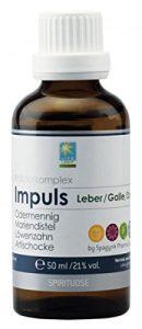 Life Light Impuls Leber + Galle + Darm Kräuterkomplex 50 ml