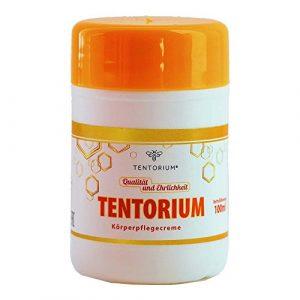 Propolis Schmerzsalbe entzündungshemmend mit Bienengift & Bienenwachs – Creme Tentorium 100 ml – gegen Gelenkschmerzen, Rückenschmerzen & Muskelschmerzen