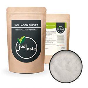 2 kg Kollagen Pulver | Collagen Hydrolysat ohne Zusätze und laborgeprüft | geschmacksneutral | Eiweiß Pulver | Peptide Typ 1,2,3 Eiweiss