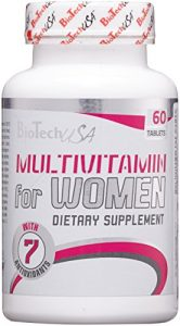BioTech USA Multivitamin- 60 Tabletten, 1er Pack