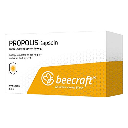 Beecraft Propolis Kapseln 60 stk