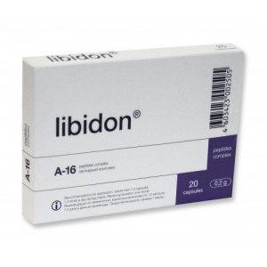 Libidon – Prostataextrakt – 20 Kapseln pro Packung