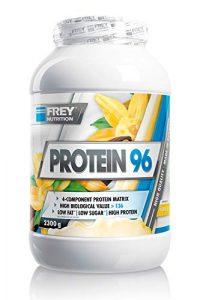 FREY Nutrition PROTEIN 96 (Vanille, 2300 g)