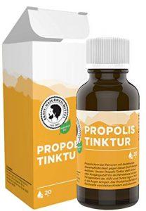 Aktiv Naturheilmittel Propolis Tinktur / Tropfen flüssig 20ml mit 30% Rohpropolis | Rein, Hochwertig & 100% echt aus Deutschland