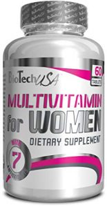 Biotech USA Multivitamin for Women, 60 Tabletten (2er Pack)
