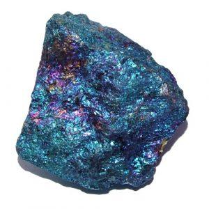 Buntkupfer – Chalkopyrit aus Mexiko wundervolles schimmerndes Farbspiel ca. 30-40 mm.(3424)