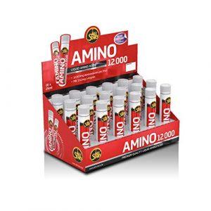 All Stars – Amino Liquid 12.000 – 18 TRINKAPULLEN á 25ml Amino Geschmack: Schwarze Johannisbeere