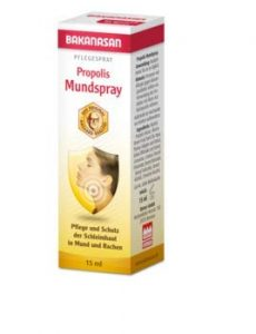 Aagaard Propolis Mundspray (15 ml)