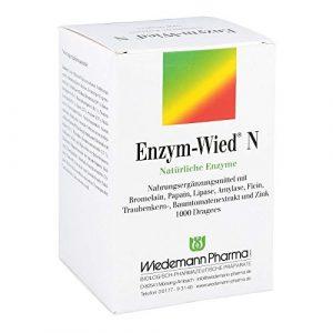 Enzym-Wied N Dragees, 1000 St. Tabletten