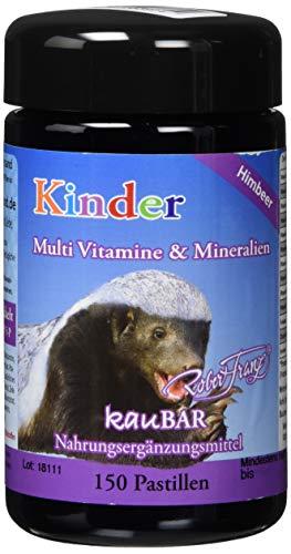 Robert Franz Kinder Multi Vitamine & Mineralien 150 Pastillen