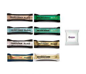 Barebells Protein Bar – 12 x 55g – (Mix-Box) 8 Sorten + 1 Produktprobe