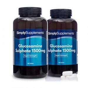 Glucosaminsulfat 1500mg – 360 Tabletten – SimplySupplements
